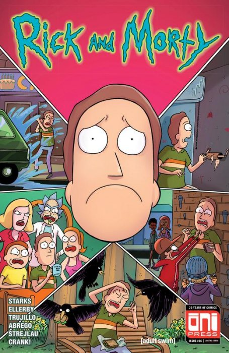 Rick and Morty #36