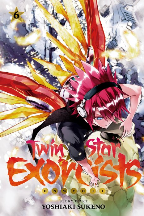 Twin Star Exorcists Vol.6-10 Complete