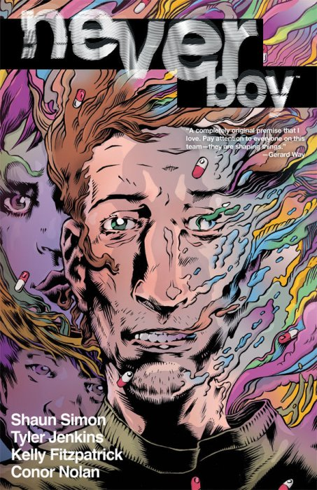 Neverboy #1 - TPB