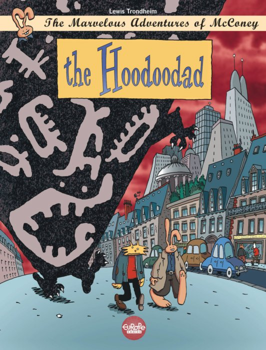 The Marvelous Adventures of McConey #2 - Hoodoodad