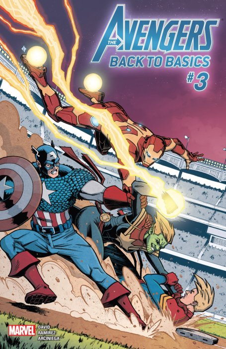 Avengers - Back to Basics #3