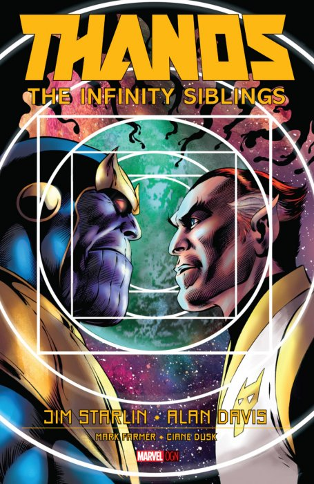 Thanos - The Infinity Siblings #1 - OGN