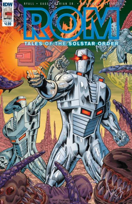 ROM - Tales of the Solstar Order #1