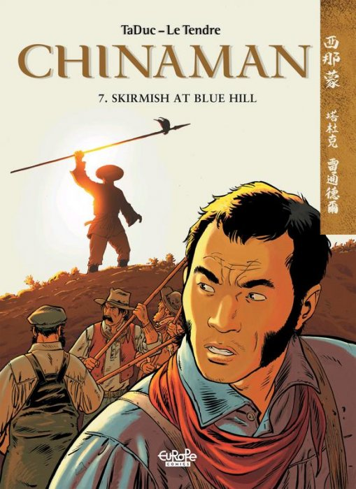 Chinaman #7 - Skirmish at Blue Hill