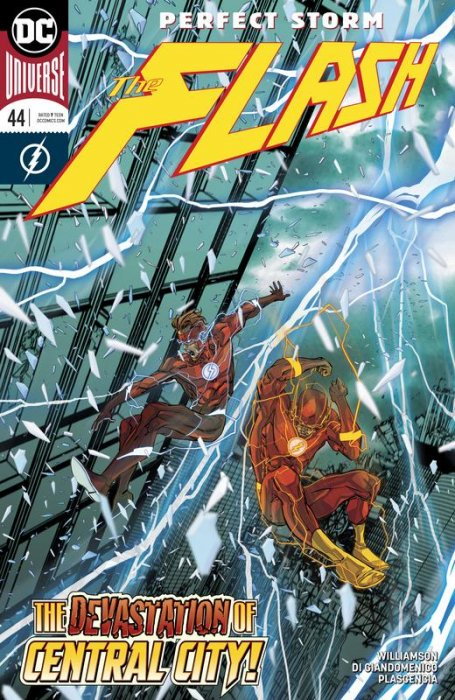 The Flash #44