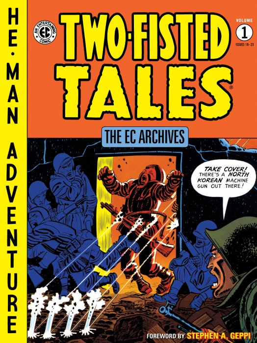 The EC Archives - Two-Fisted Tales #1