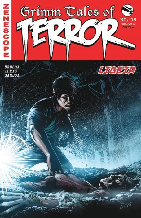 Grimm Tales of Terror Vol.3 #13