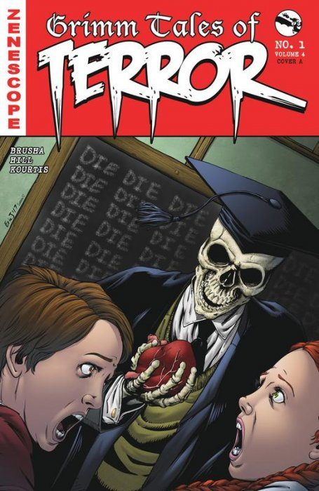 Grimm Tales of Terror Vol.4 #1