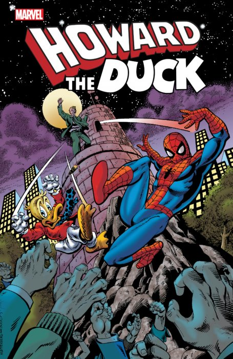 Howard the Duck - The Complete Collection Vol.4