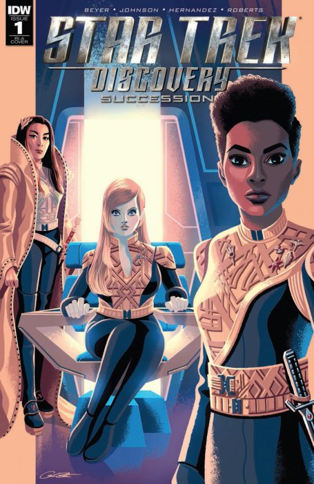 Star Trek- Discovery - Succession #1