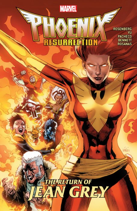Phoenix Resurrection - The Return Of Jean Grey #1 - TPB