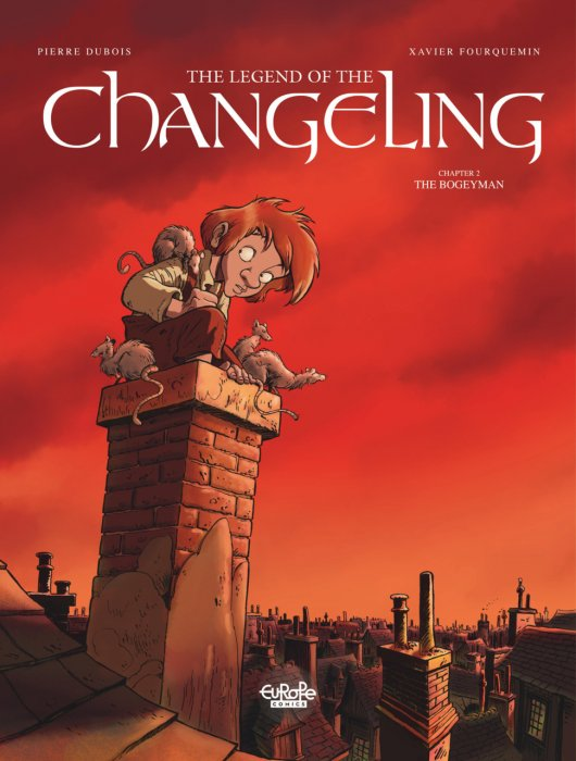 The Legend of the Changeling #2 - The Bogeyman