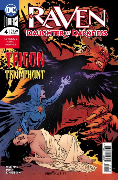 Raven - Daughter of Darkness #4