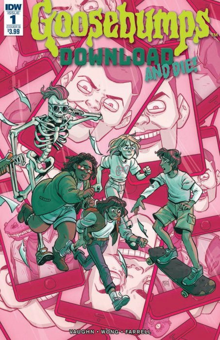 Goosebumps - Download and Die #1