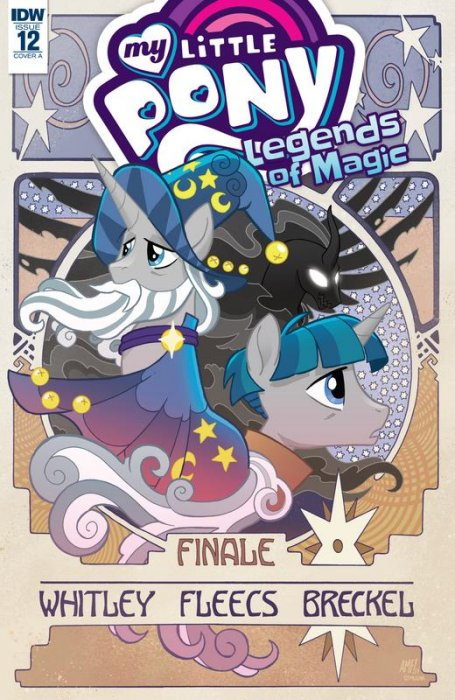 My Little Pony - Legends of Magic #12