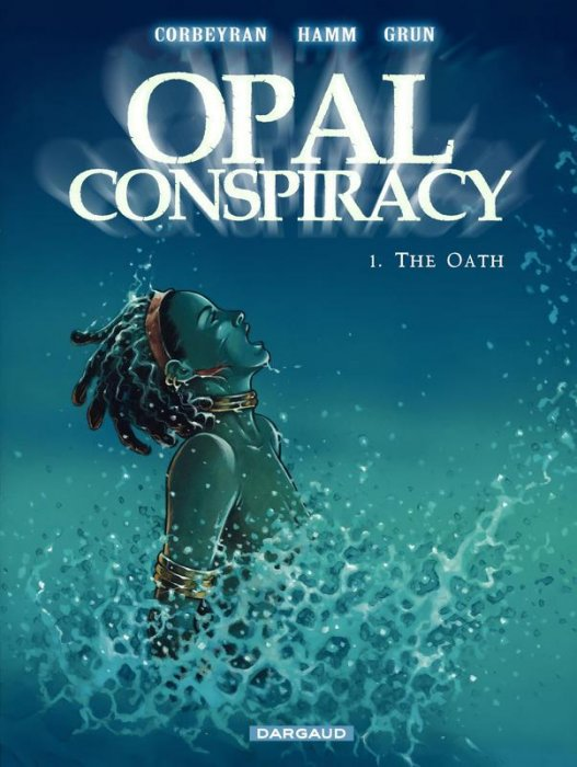 Opal Conspiracy Vol.1-4 Complete