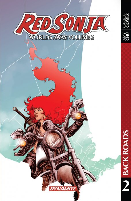 Red Sonja - Worlds Away Vol.2 - Back Roads
