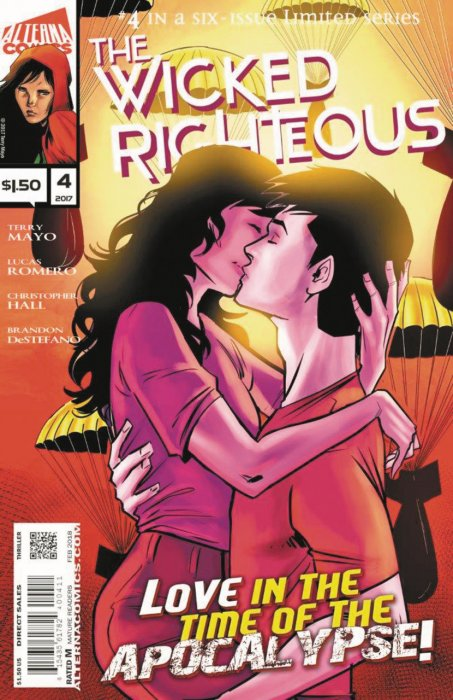 The Wicked Righteous #4