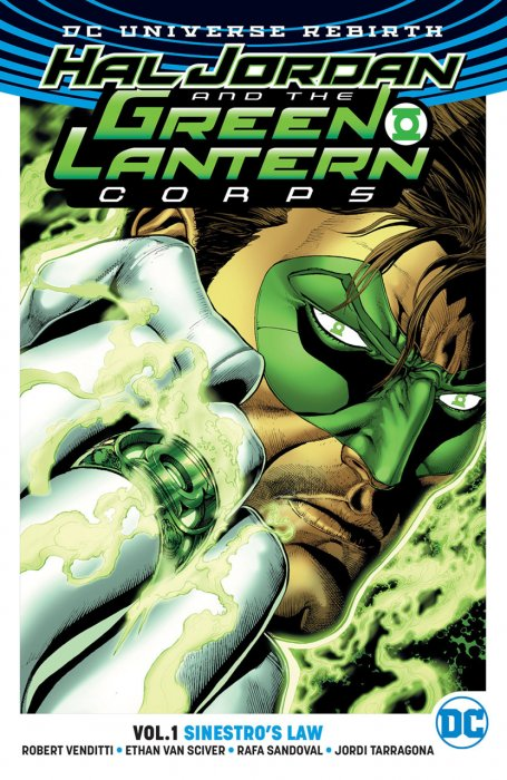 Hal Jordan and the Green Lantern Corps Vol.1-3 Complete