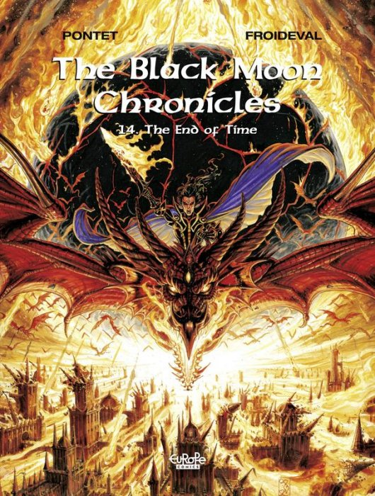 The Black Moon Chronicles #14 - The End of Time