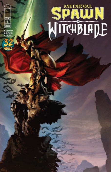 Medieval Spawn & Witchblade #1