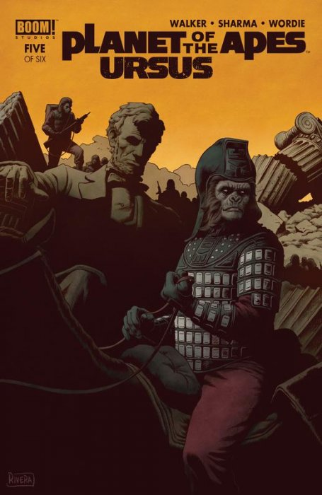 Planet of the Apes - Ursus #5