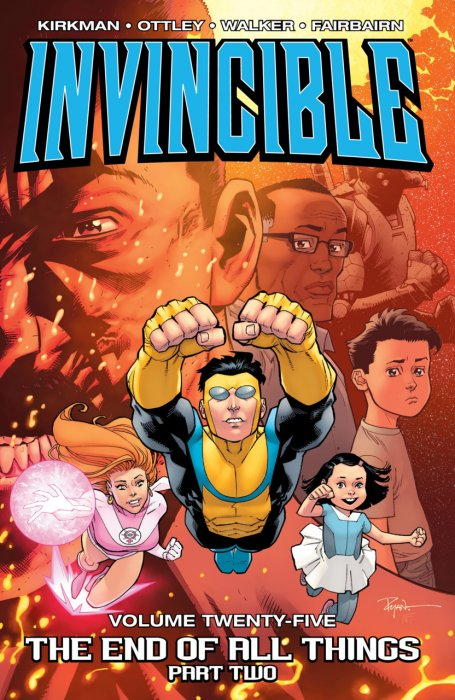 Invincible Vol.25 - The End of All Things Part 2