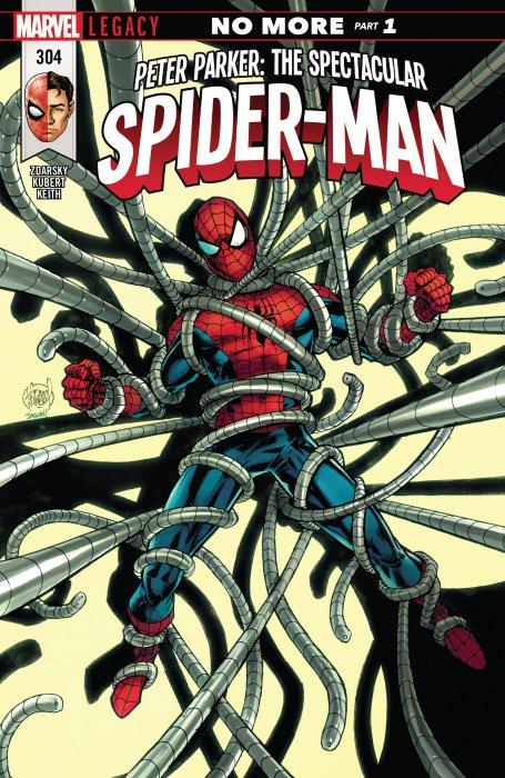 Peter Parker - The Spectacular Spider-Man #304