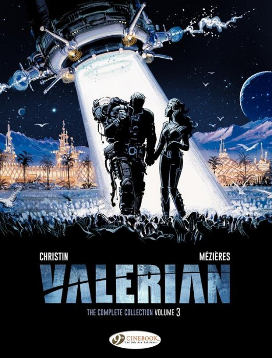 Valerian - The Complete Collection Vol.3