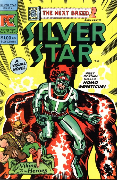 Silver Star #1-6 Complete