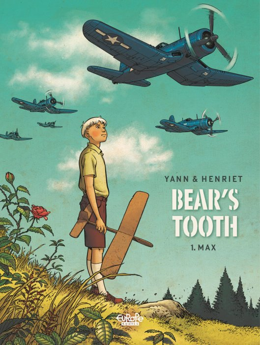 Bear's Tooth #1-3 Complete