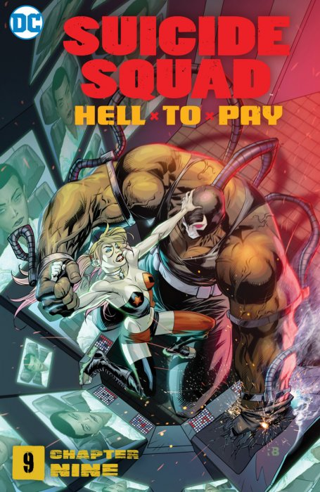 Suicide Squad - Hell to Pay #9