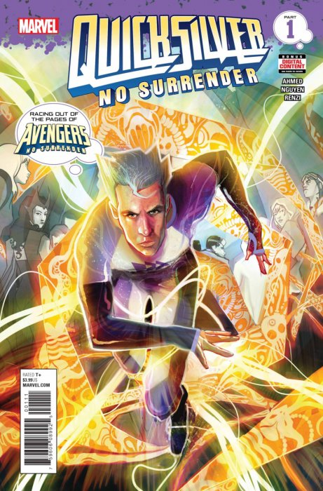 Quicksilver - No Surrender #1