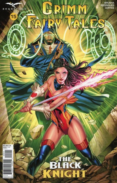 Grimm Fairy Tales Vol.2 #15