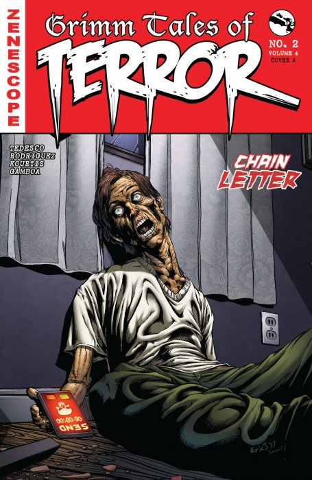 Grimm Tales of Terror Vol.4 #2