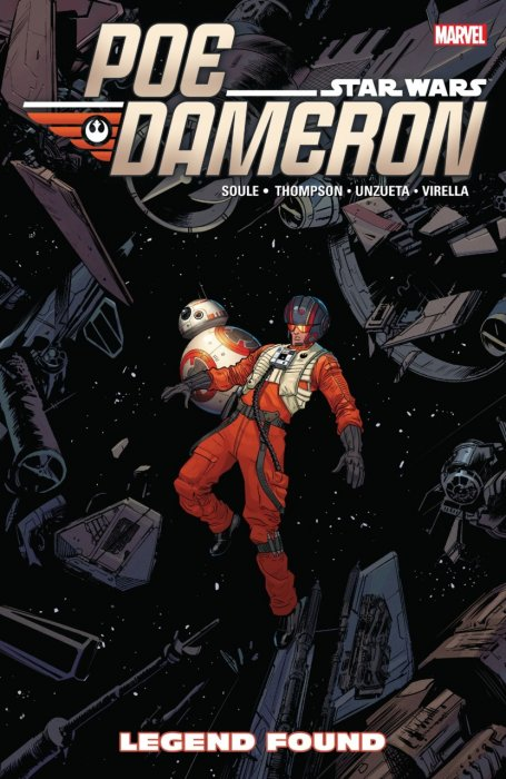 Star Wars - Poe Dameron Vol.4 - Legend Found