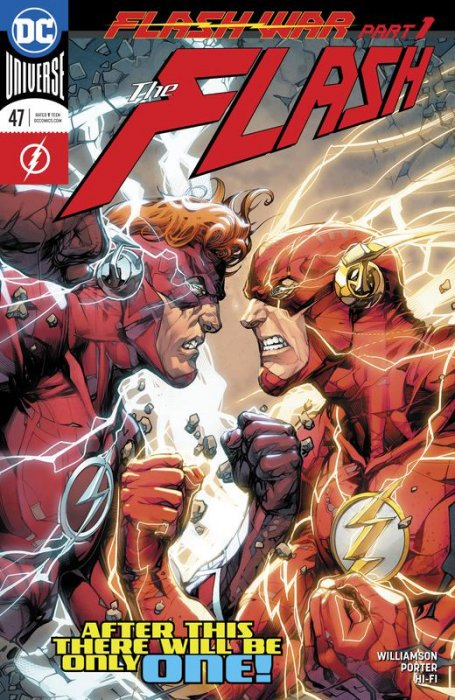 The Flash #47