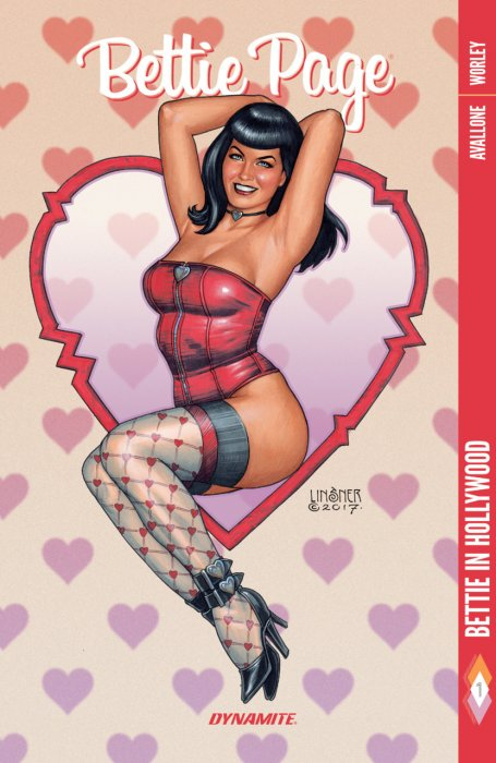 Bettie Page Vol.1 - Bettie In Hollywood