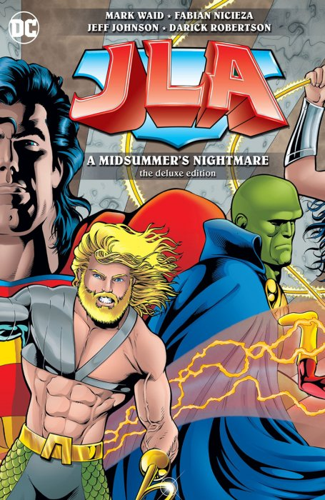 JLA - A Midsummer's Nightmare - The Deluxe Edition #1 - HC