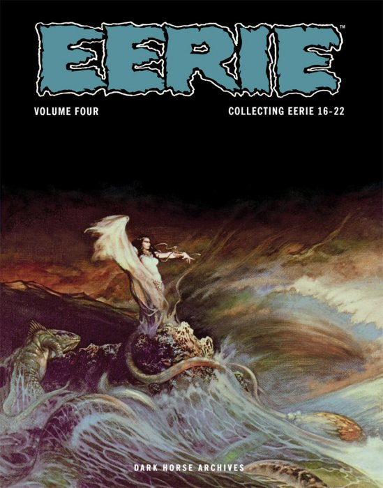 Eerie Archives Vol.4