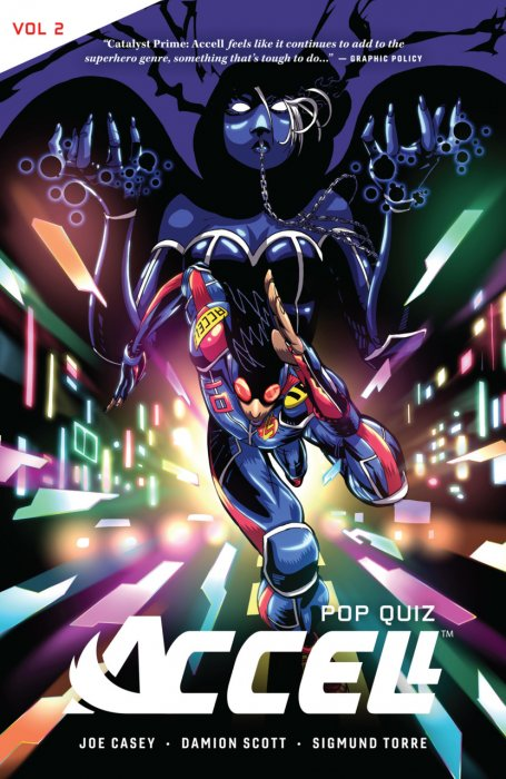Accell Vol.2 - Pop Quiz