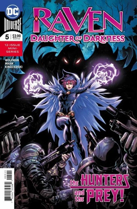 Raven - Daughter of Darkness #5