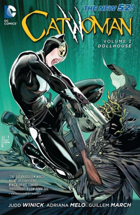 Catwoman Vol.2-8 Complete