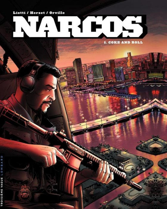 Narcos Vol.1-3 Complete