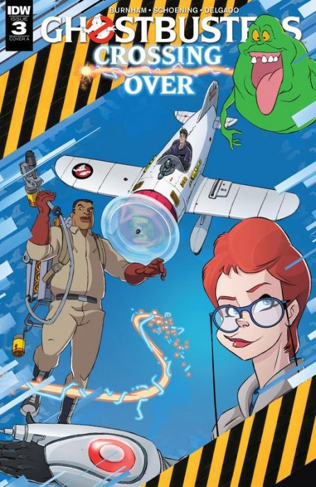 Ghostbusters - Crossing Over #3