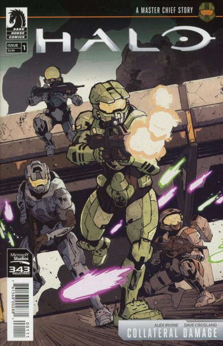Halo - Collateral Damage #1
