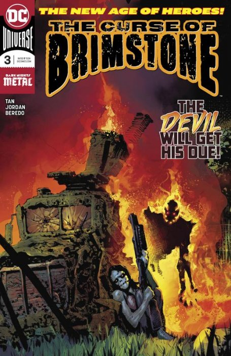 The Curse of Brimstone #3