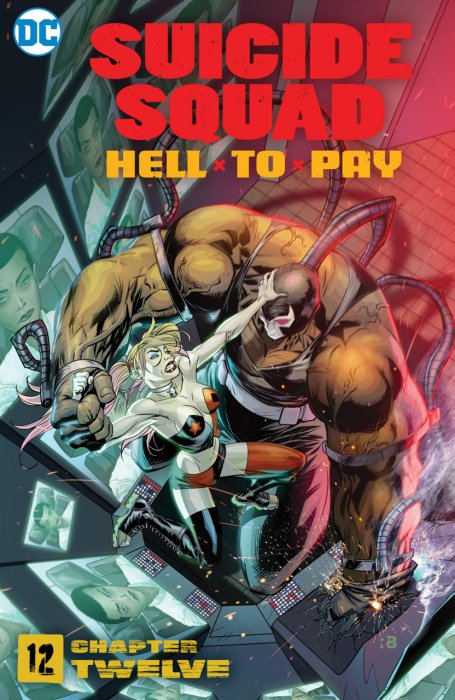 Suicide Squad - Hell to Pay #12