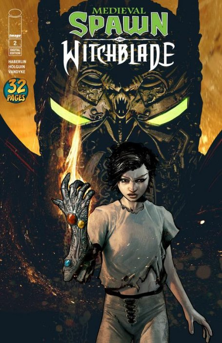 Medieval Spawn & Witchblade #2