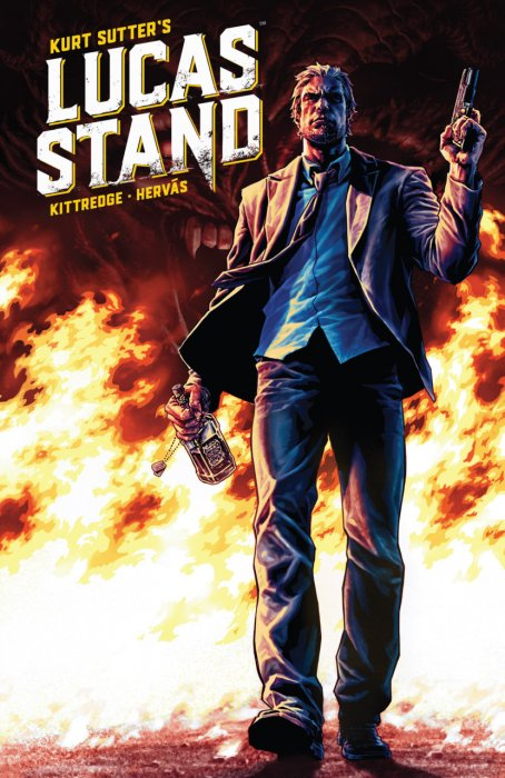 Lucas Stand #1 - TPB